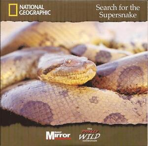 National-Geographic-SEARCH-FOR-THE-SUPERSNAKE-Natural-World-DVD