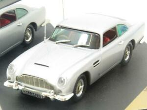 VITESSE-DIECAST-V98029-Aston-Martin-DB5-1963-Plata-Metalica-1-escala-43-En-Caja