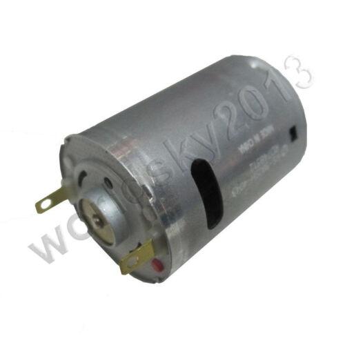 For MABUCHI RS-380SH-4045 DC6V 26500RPM High Speed Carbon Brush DC Motor for DIY