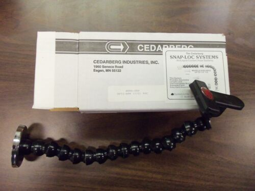 "Cedarberg Snap Loc Systems 1//2/"" Opti Arm 8550-250 Blue Print Holder Sunnen Haas"
