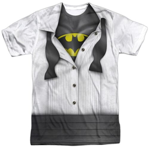 I'm Batman Bruce Wayne Tuxedo Costume Outfit Uniform Allover Sublimation T-shirt
