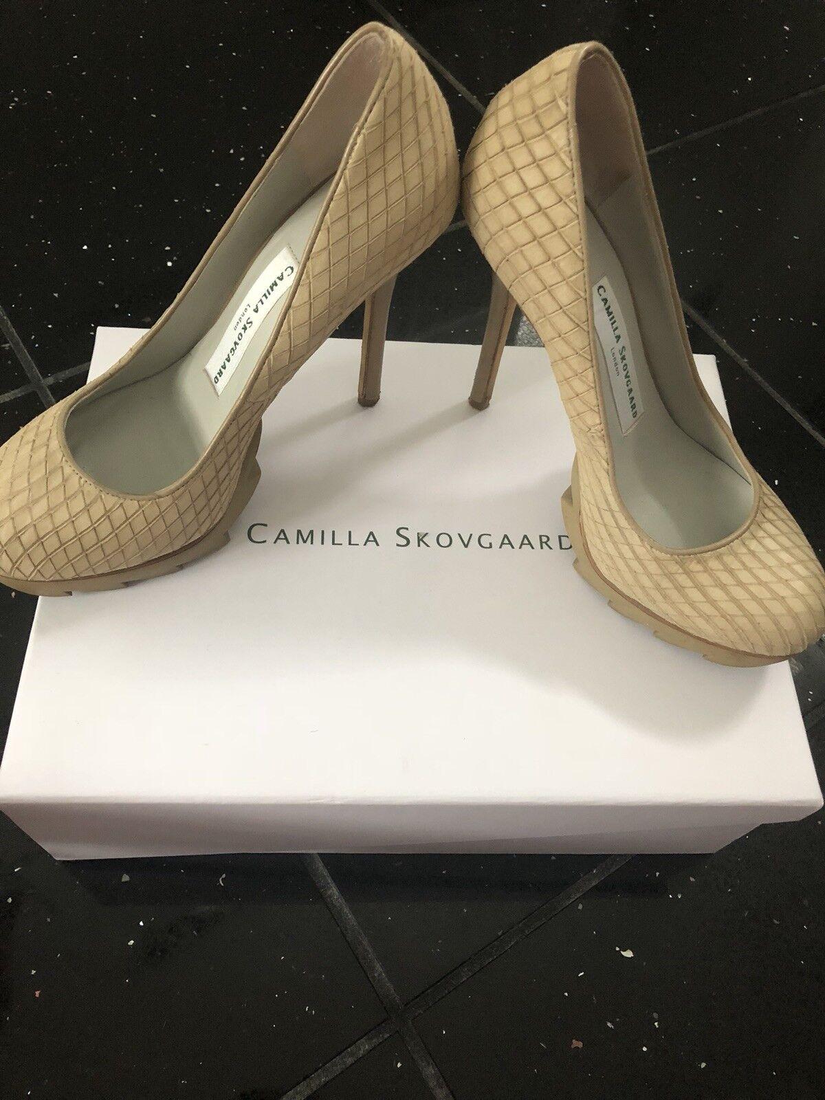 Camilla skovgaard Stiletto Pump Size 37