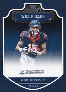 Will-Fuller-2016-Panini-Football-Trading-Card-Rookie-230