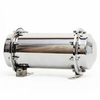 Stainless Steel 13.5 Time Capsule Storage Future Gift/waterproof Container 139h