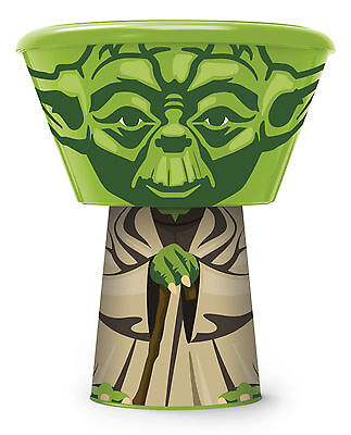 Official Star Wars Jedi Yoda Kids Stacking Meal Set - Cup, Bowl & Plate NEW