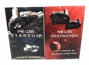 the lost starship vaughn heppner