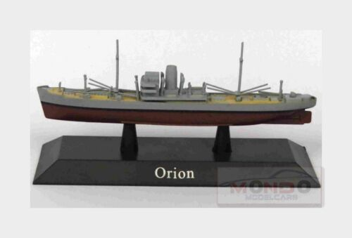 Warship Orion Auxiliary Cruiser Germany 1930 Military EDICOLA 1:1250 WARSHIP057
