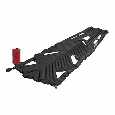 Klymit Inertia XL Black Sleeping Pad Travel Mat BRAND NEW