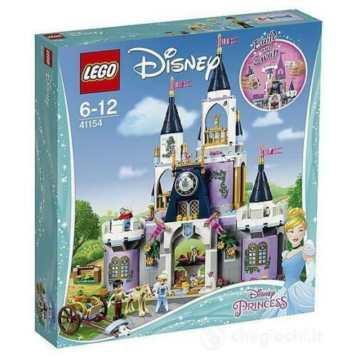 costruzioni LEGO 41154 Disney Principessa Cenerentola castello dei  sogni