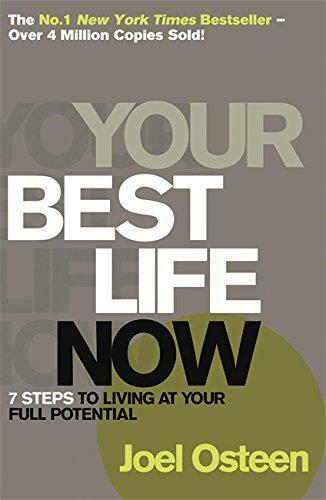 1 of 1 - Your Best Life Now by Joel Osteen | Paperback Book | 9780340964514 | NEW