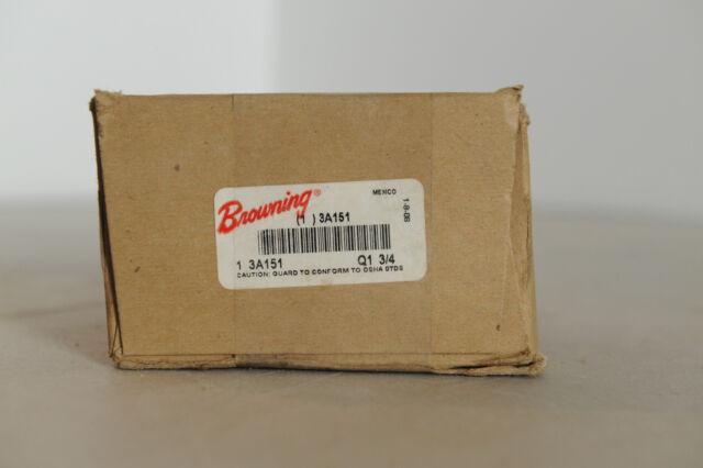"NEW BROWNING SPLIT TAPER KEYED BUSHING Q1X3//4 3//4/"" BORE"
