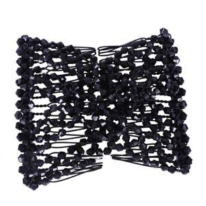 Peigne-Professionnel-Pour-Les-Femmes-Perles-Magiques-Elasticite-Double-C-C5T4