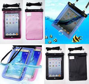 Impermeable-Funda-Pouch-Bolsa-Funda-Para-Tablet-Libro-Apple-Samsung-UNIVERSAL