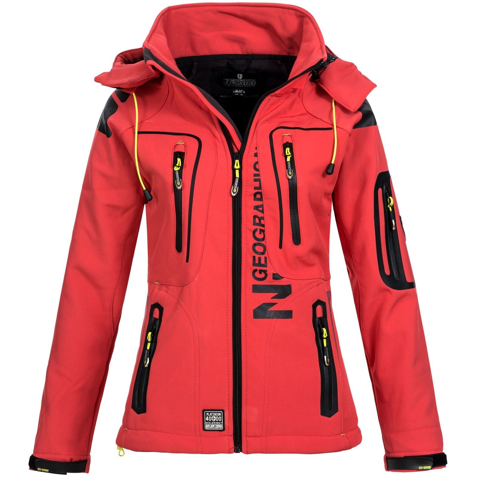 AUAS Fashion Uomo's Large Size Size Size Big Guys Muscular Man Multi Color Face Parka Cappotto 5b93be