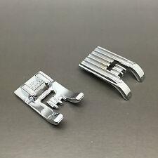 5 GROOVE PIN TUCK FOOT FOR HUSQVARNA VIKING SEWING MACHINE 412 36 99- 45
