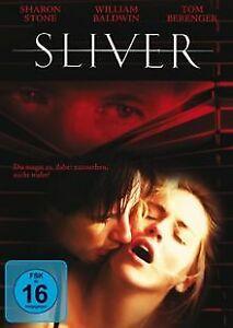 Sliver-de-Phillip-Noyce-DVD-etat-tres-bon