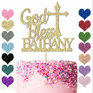 Personalised-Baby-Cake-Topper-Custom-God-Bless-Baptism-Christening-Naming-Day
