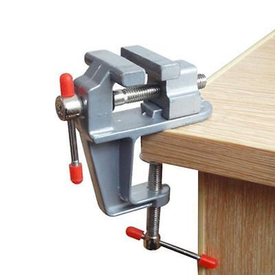 30 mm en alliage d/'aluminium petit Bijoux HOBBY Pince Table Bench Vise De Bricolage Outil