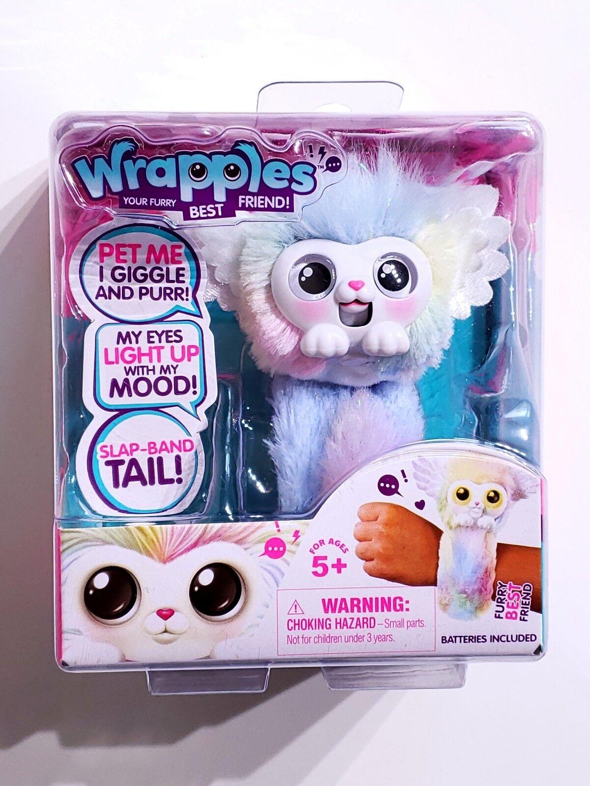 Luna Luna Luna Wrapples Little Live Pet Walmart Exclusive Interactive Slap Bracelet 37a8b3