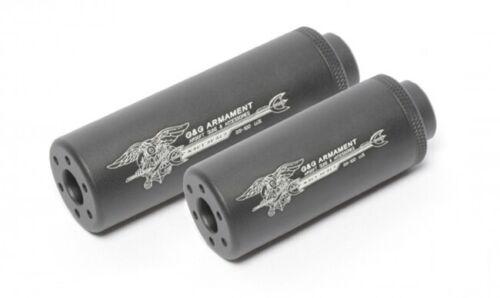 New G/&G SS-100 US Type 14mm counter clockwise Toy Gun silencer suppressor Barrel