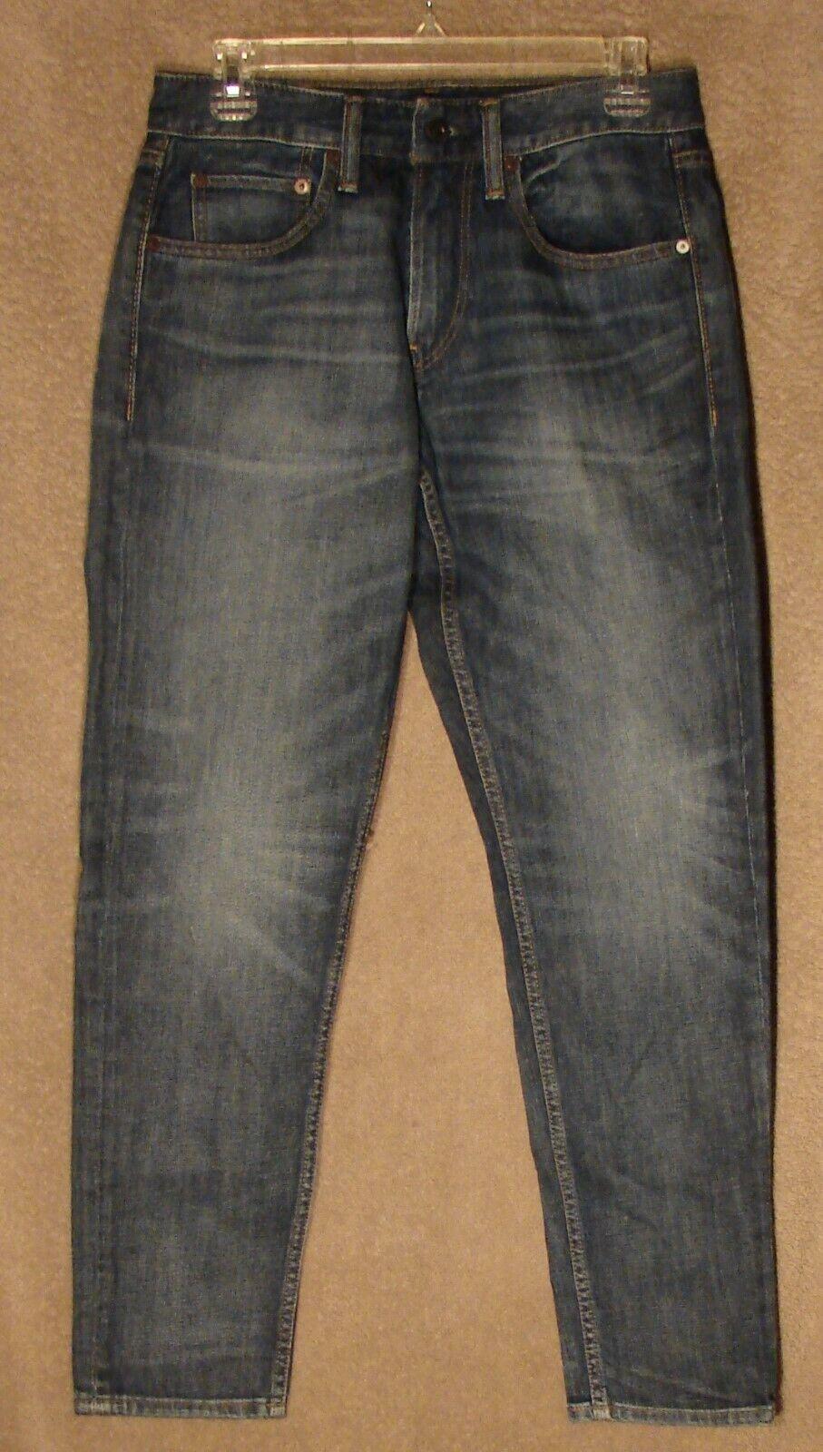 NWOT Athletic Fit Medium Wash Blaine bluee Jeans by Bonobos, Size 28 X 30