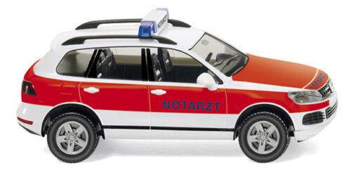 Wiking 007118 - 1/87 emergencias-VW Touareg-nuevo