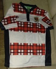 WESTMORELAND  RUGBY FOOTBALL CLUB JERSEY / TEAM SHIRT SIDELINE APPAREL SZ MED