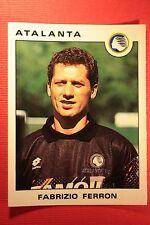 Panini Calciatori 1991/92 1991 1992 N. 20 ATALANTA FERRON OTTIMO!!!