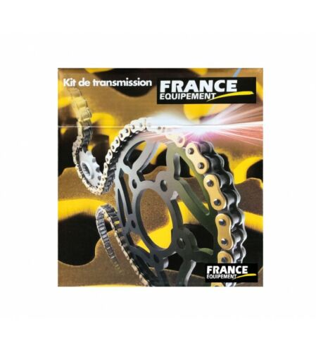 Kit chaine France Equipement Yamaha TTR.90 /'00//07