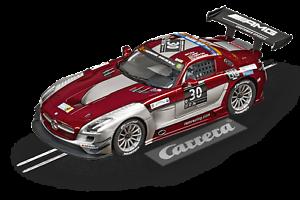 Top Tuning Carrera Digital 124 - Mercedes SLS AMG Gt3 -   RAM Course   comme
