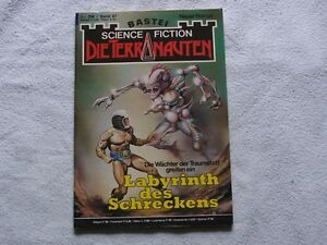 Die-Terranauten-Science-Fiction-Romanheft-Bastei-Verlag-Band-87
