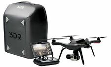 NEW 3DR Solo Smart Drone Backpack Bundle with 3-Axis Gimbal Original Box BB11A