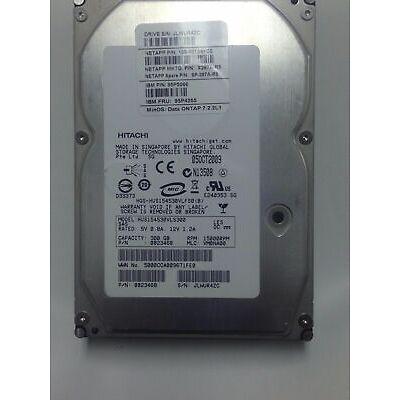 NetApp 108-00166 300GB 15K HITACHI 0B23468 95P5066 95P4255 DISQUE DUR 15000 T