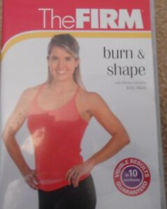The-Firm-Power-Half-Hour-Workout-DVD-Fitness-Exercise-Emily-Welsh-New-Strength