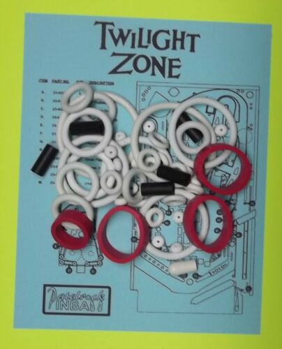 Any 4 pinball rubber rings kits for 64.99$