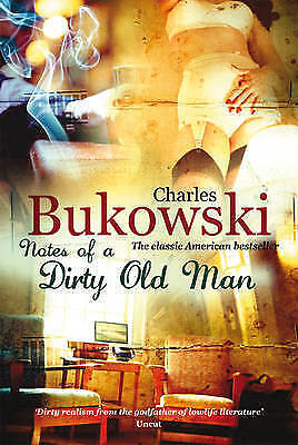 1 of 1 - Very Good 075351382X Paperback Notes of a Dirty Old Man Charles Bukowski
