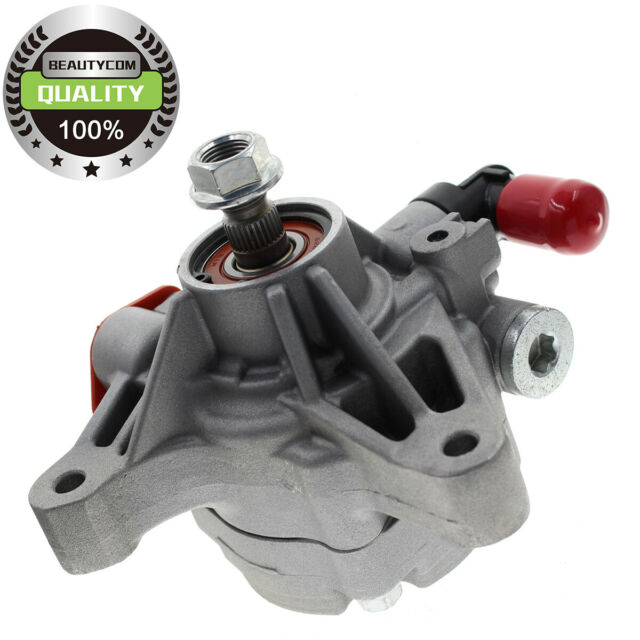 New Power Steering Pump For Acura TSX 2.4L L4 GAS DOHC