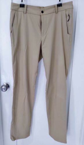 Commission Chino Pants - Men's - Size 36 - Khaki/T
