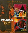 Twin Peaks/Avalanche by Mountain (CD, Apr-2011, 2 Discs, Beat Goes On)