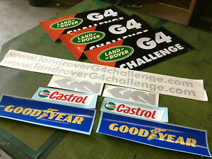 LAND-ROVER-RANGE-ROVER-G4-CHALLENGE-FULL-SET-OF-DECALS-2003
