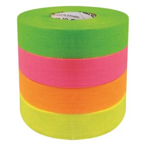 "North American Tape 24mm/27m - Hockey-Schlägertape ""Neon green"", Hockey,"