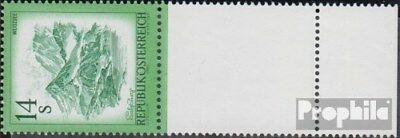 Never Hinged 1982 Clear Brands To Prevent And Cure Diseases Nature & Plants Stamps Austria 1696lf With Blank Unmounted Mint