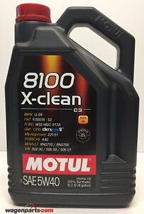 Aceite-Motor-Motul-8100-X-Clean-5W40-ACEA-C3-5-Litros