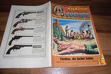 APACHE COCHISE # 4 -- COCHISE die GEIßEL GOTTES  // mit Winnetou+Old Shatterhand
