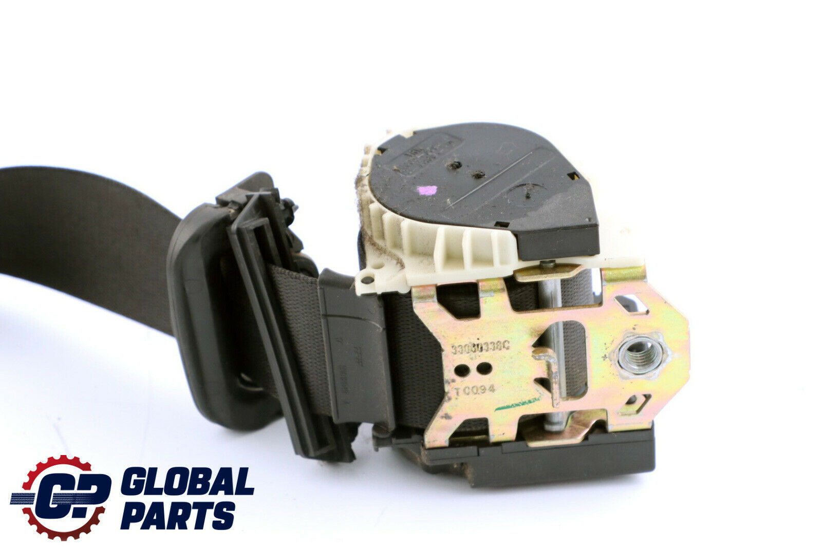 BMW X5 Series E53 Front left seat upper belt force limiter N//S 8408751