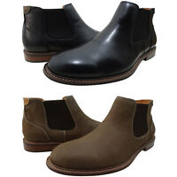 Florsheim Mens Freemont Chelsea Slip On Business Casual Ankle Boots Dress Shoes