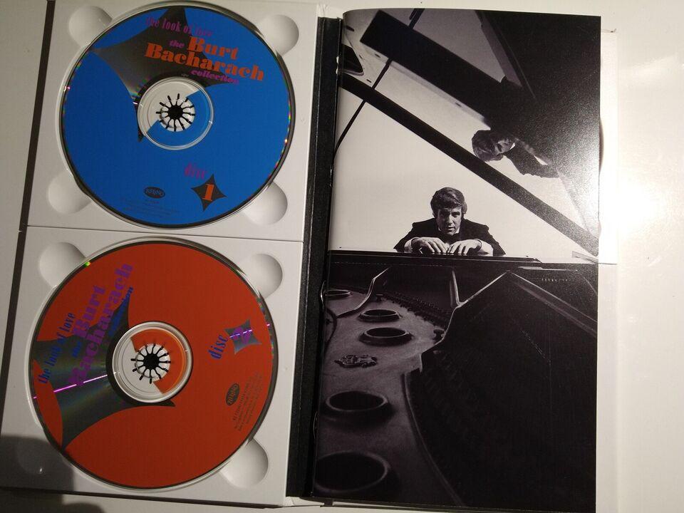 Burt Bacharach : Collection, pop