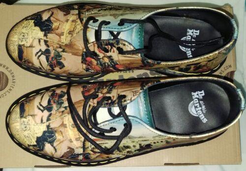 de Zapatillas 8 Eu Dr D'antonio tamaño del Martens Renaissance nuevas caja Unido Reino in 42 de rqw7r0