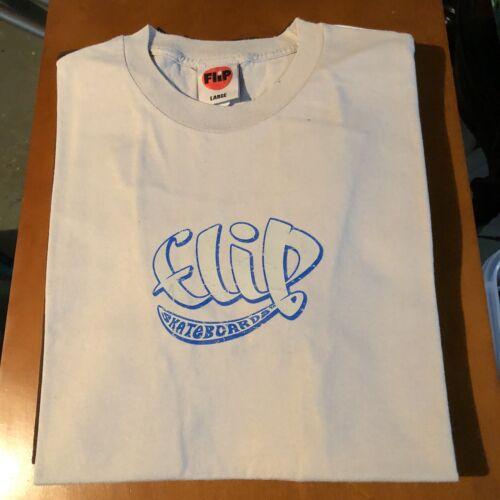 Vintage Flip Skateboards Logo T Shirt Large Rare S
