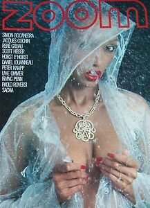 Photos-Magazine-Zoom-No-92-of-1982-Special-Fashion-High-Couture-Oatmeal-CT-Penn